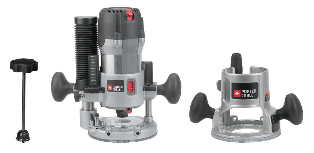 PORTER CABLE 2 1/4HP VS ROUTER KIT