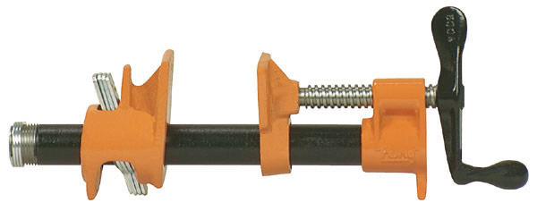 PONY 3/4 PIPE CLAMP SET