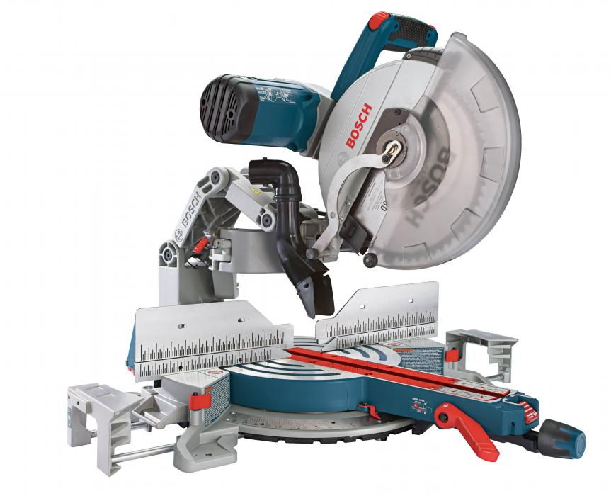 BOSCH 12INCH AXIAL DRIVE MITER SAW