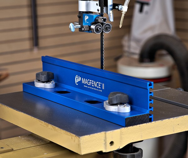 CARTER MAGNETIC BANDSAW FENCE (STANDARD WITH 3INCH FENCE HEIGHT)