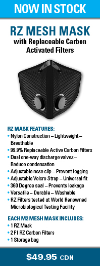 RZ Mesh Mask now in stock