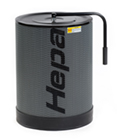 DUSTFX REPLACEMENT 'HEPA' CANISTER FILTER (FITS 1.5-3 HP COLLECTORS)