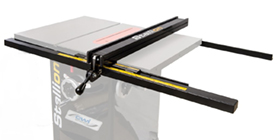 STALLION 30' TABLE SAW FENCE SYSTEM (Upgrade your Table saw-Fits Most Saws)