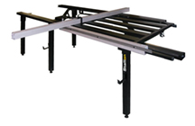 STALLION 60' SLIDING TABLE ATTACHMENT (Amazing for Crosscutting Sheet Goods and Miter Work)