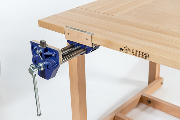 BEAVER QUICK RELEASE 7inch BENCH VISE