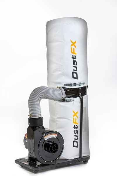 Dustfx 1 Hp Dust Collector