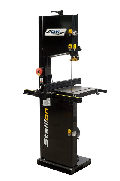 STALLION DELUXE 14 BANDSAW 1.75 HP