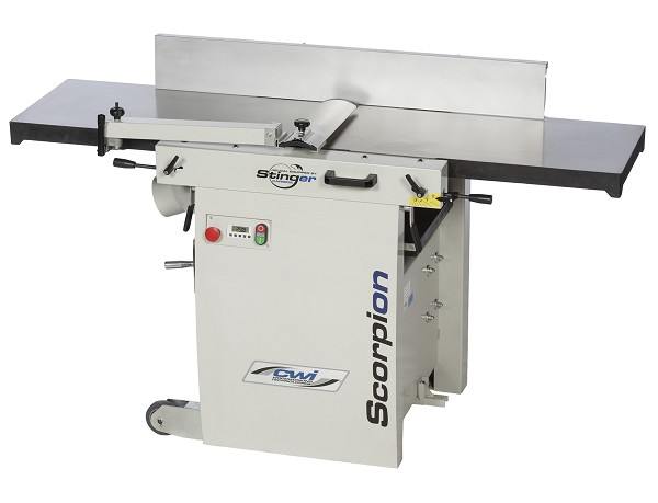 Scorpion 16 4 Hp Helical Jointer Planer