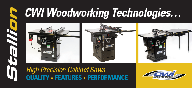Stallion - High Precision Cabinet Saws