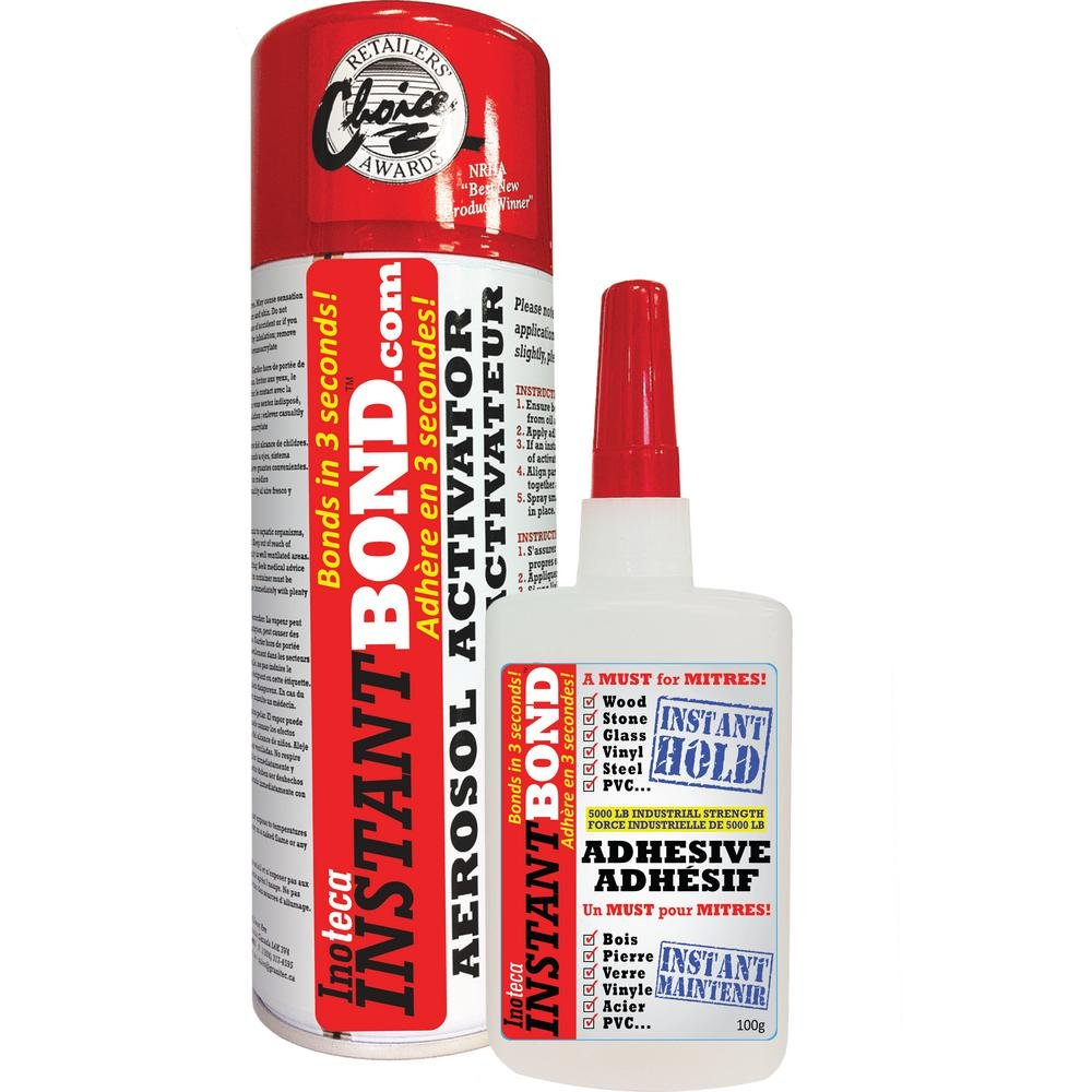 INSTANTBOND 400ML GLUE PACK