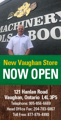 New Vaughan Ontario Store Now Open